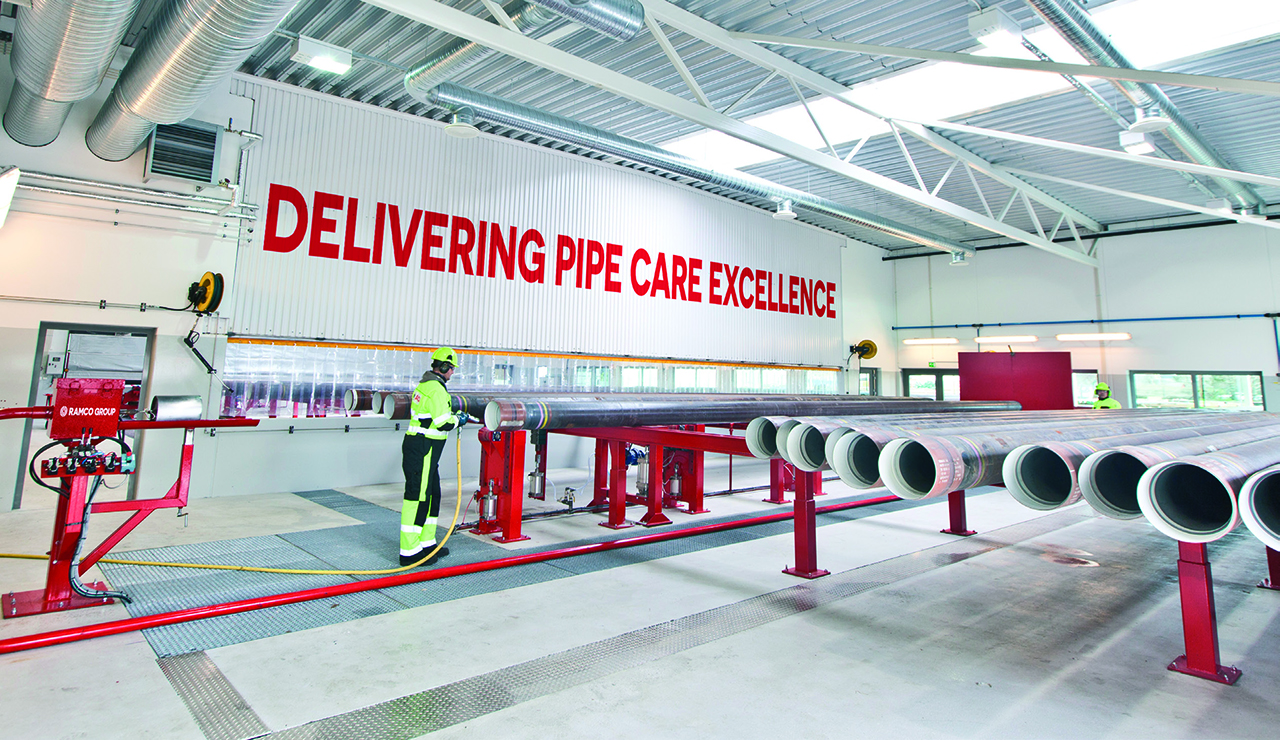 PCU Inspection Cleaning Pipecare